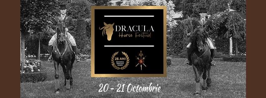Dracula Horse Festival Cover
